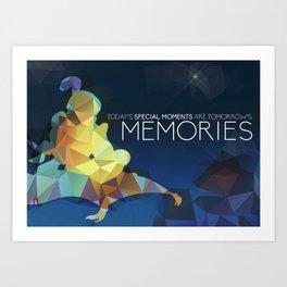 Aladdin: Special Moments Art Print