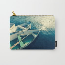 On the Water - Boats Carry-All Pouch