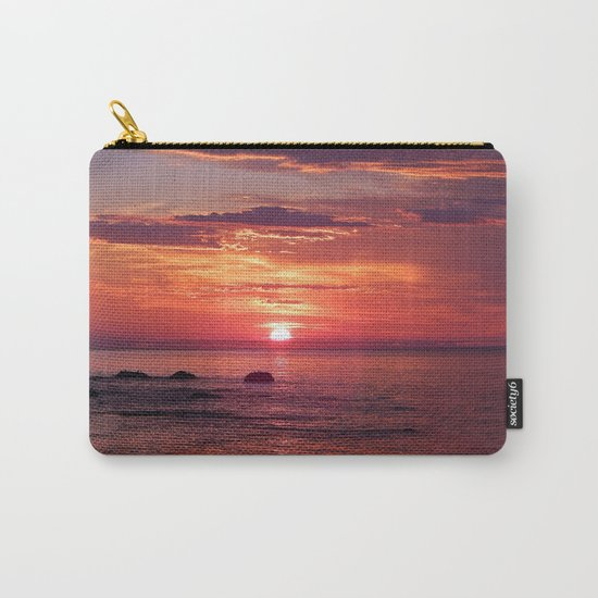 The Flamboyant One Carry-All Pouch