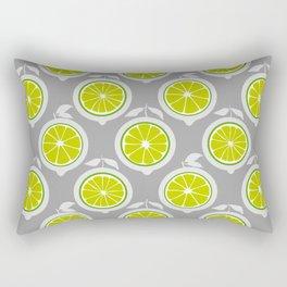 Lime Mod Rectangular Pillow