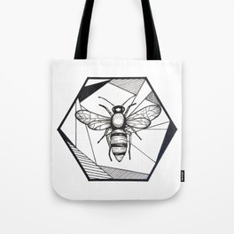 Honeycomb Tote Bag