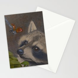 Psilocybin Critter Stationery Cards