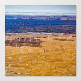Making Energy Canvas Print