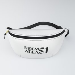 Storm Area 51 Fanny Pack