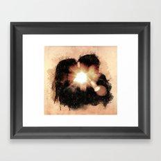 Till the end of time Framed Art Print