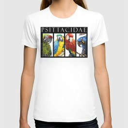 Macaws of South America T-shirt