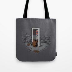 Dawn of gaming Tote Bag