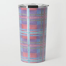 Scottish Tartan Travel Mug