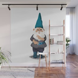 Hangin with my Gnomies - Peace Out Wall Mural