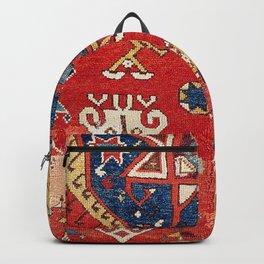 Aksaray Cappadocian Central Anatolian Rug Print Backpack