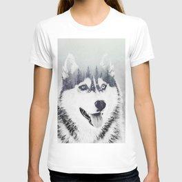 Huskie T-shirt
