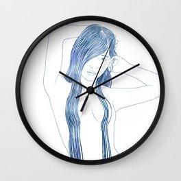 Neomeris Wall Clock