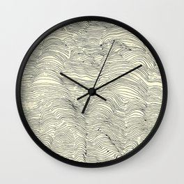 Drawing Humans Wall Clock