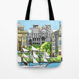 Guayaquil Tote Bag
