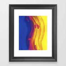 Shift  Framed Art Print