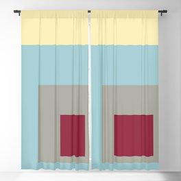 Color Ensemble No. 3 Blackout Curtain