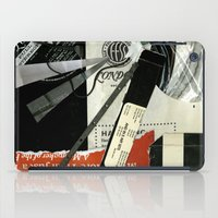 record iPad Cases featuring Record by Alyssa Bascom