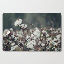 Cotton Field 5 Cutting Board