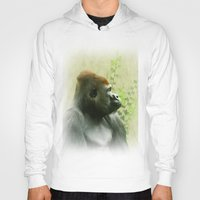 ape Hoodies featuring Ape by Shalisa Photography