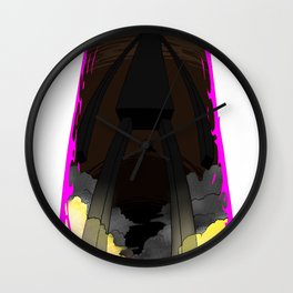 The Great Enderman! Wall Clock
