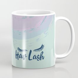 Hav Lash Coffee Mug