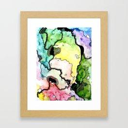 Strange Ways Framed Art Print