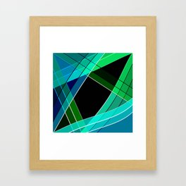 Abstract pattern 8 Framed Art Print