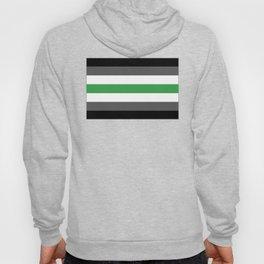 Agender Flag Hoody