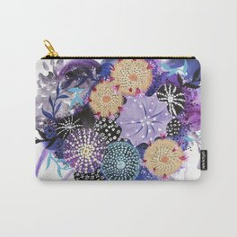 Aerial Cactus In Plumvision Carry-All Pouch