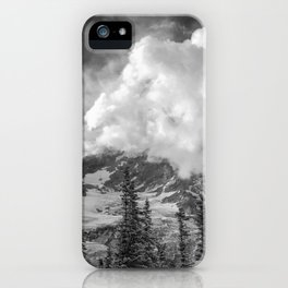 Rainier Obscured iPhone Case