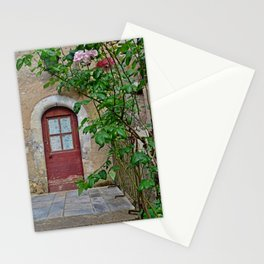 Old french village - Fine Art Travel Photography Stationery Cards