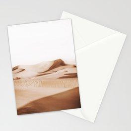 Minimal Warm Desert Stationery Cards