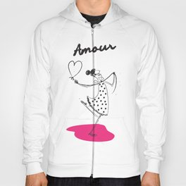 "The Ink - ""Amour"" Hoody"