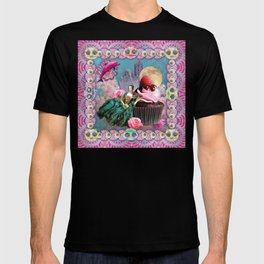 magical crystal dreamland  T-shirt