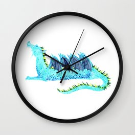 Dragon 3 Wall Clock