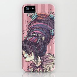 Queenbie iPhone Case