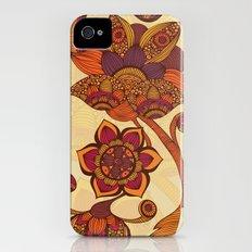 Boho Flowers iPhone (4, 4s) Slim Case