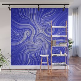 Electric Field Art LVII Wall Mural