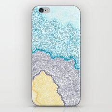 Color Waves iPhone & iPod Skin