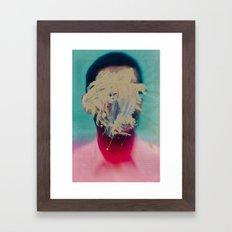 walls Framed Art Print