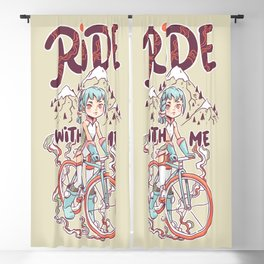 Ride With Me Blackout Curtain