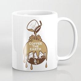 Coffee The Earth Coffee Mug