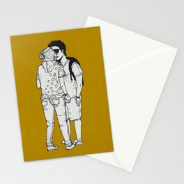 series-kiss Stationery Cards
