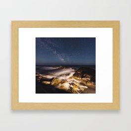 Last Remaining Light Framed Art Print
