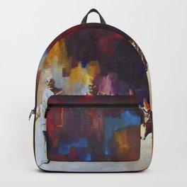 Uno nessuno centomila / No one hundred thousand Backpack