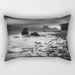 Elgol Seascape 1 Rectangular Pillow