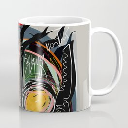 Heart is Art inspired by the music of Thomas Dolby Coffee Mug