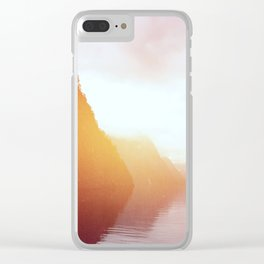 Landscape 08 Clear iPhone Case