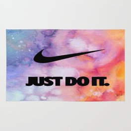 Nike's Just Do It Rug