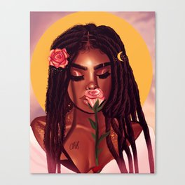 Moyi Canvas Print
